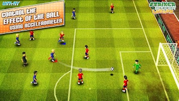 Screenshot of Striker Soccer London