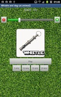 Screenshot of Dog Whistle PRO