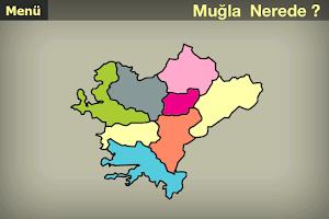 Screenshot of Nerede Bul