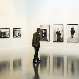 by Louis Heylen - People Portraits of Men