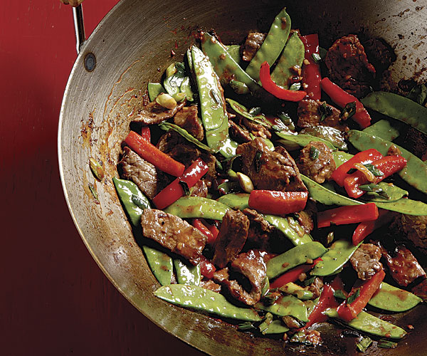 Quick Beef Stir-Fry With Bell Peppers Recipes — Dishmaps