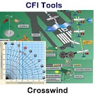 CFI Tools Crosswind Calculator icon