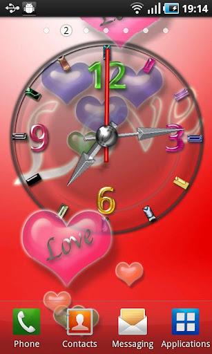 クールな愛の時計