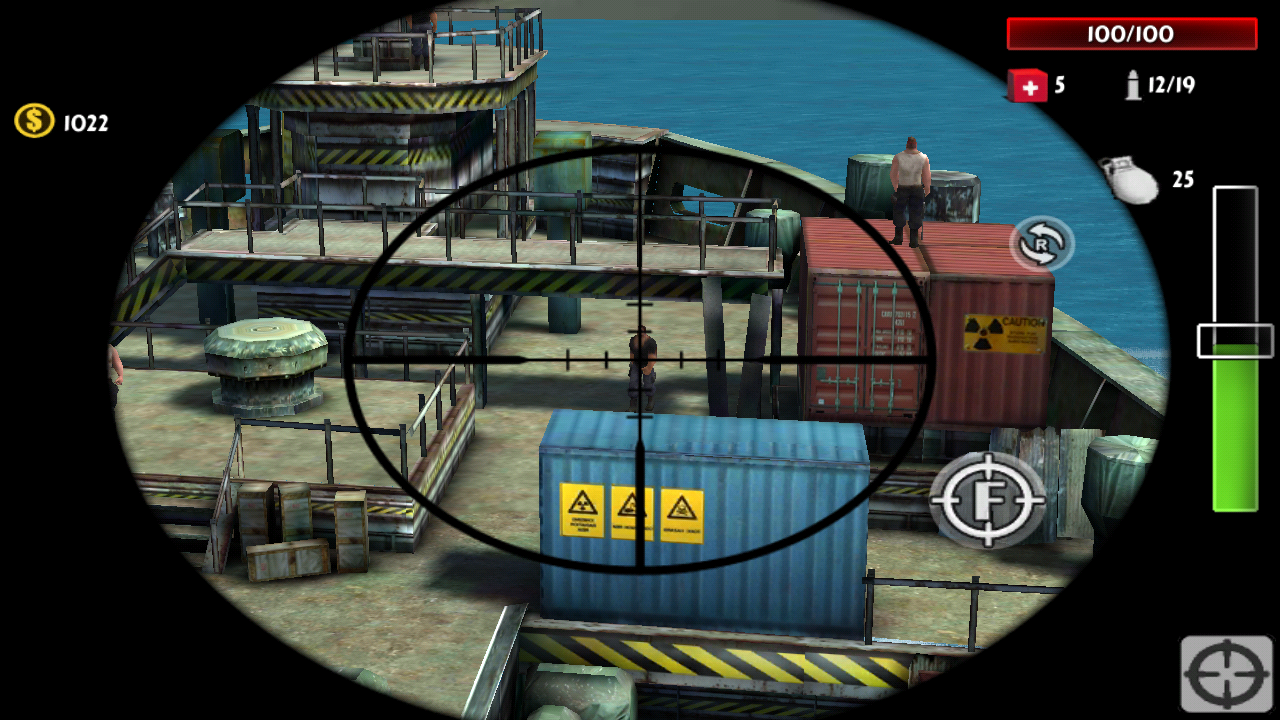Sniper Killer War Screenshot 3