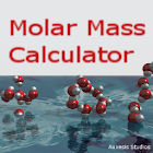 Molar Mass Calculator Pro icon