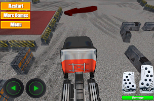 Screenshot of Duty Truck Parking Simulation