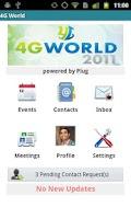 Screenshot of 4G World