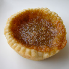 Maple Butter Tarts
