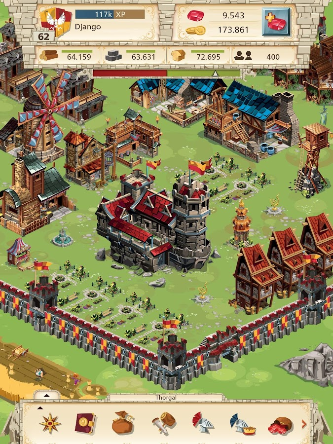 Empire: Four Kingdoms (Polska) Screenshot 17