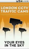 Screenshot of London CCTV Traffic Cams