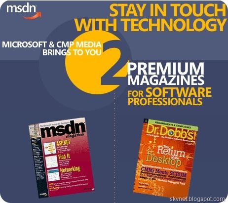 free-msdn-magazine-and-dr-dobbs-journal
