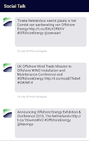 Screenshot of Offshore Energy