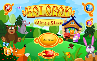 Screenshot of Kolobok:The Miracle Stove