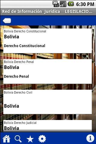 Bolivia Laws