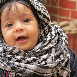 by Deepak Kumar - Babies & Children Child Portraits ( potrait, baby, cute, boy )