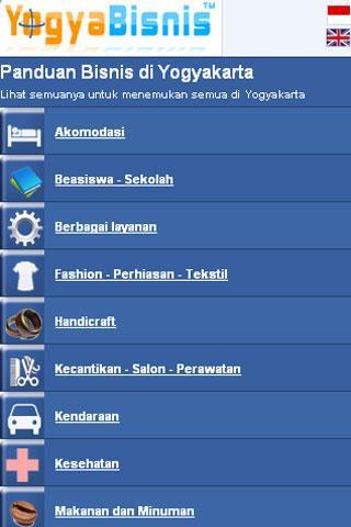 Yogyakarta Directory