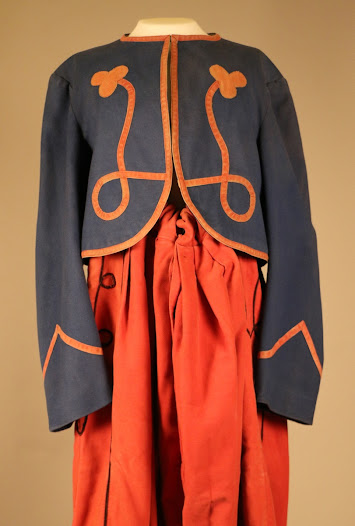 French North African Zouave Uniform