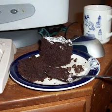 Coffee-Cocoa Snacking Cake