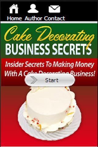 Cake Decorating Secrets