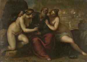 RIJKS: Jacopo Palma (il Giovane): painting 1620