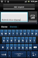 Screenshot of Ridmik Keyboard (Bangla)
