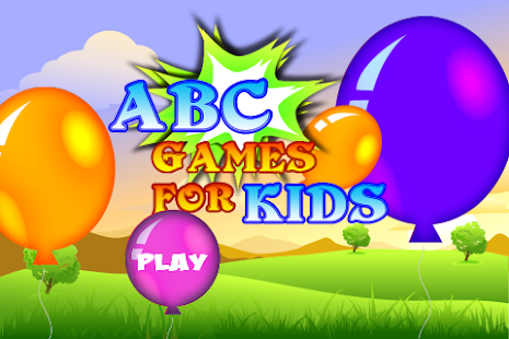 ABC games for kids - screenshot