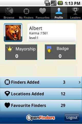 【免費旅遊App】Open Finders-APP點子