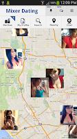 Screenshot of Mixer Dating