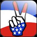 Peace Fingers doo-dad icon