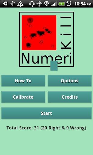 NumeriKill