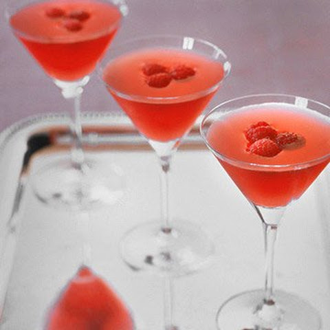 Fresh Berry Nectar with Chambord Recept | Yummly