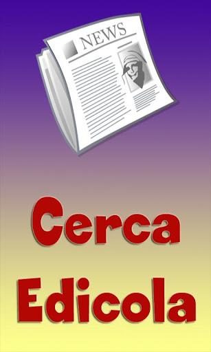 Cerca Edicola