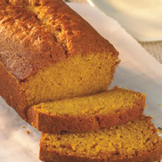 Pumpkin And Ginger Loaf Cake