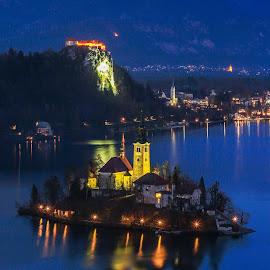 Bled, Slovenija by Miro Zalokar - Buildings & Architecture Other Exteriors
