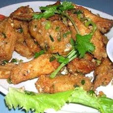 Australian Deep Fried Chicken Wings