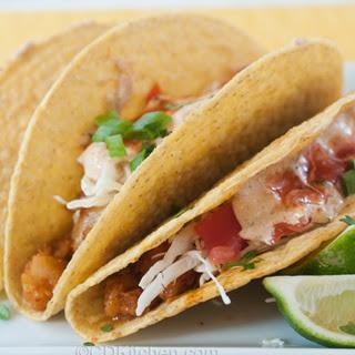 Baja Taco Sauce Recipes