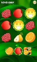 Screenshot of Fruit Sequence