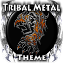 Tribal Metal Go Launcher Theme icon