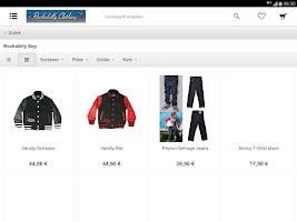Screenshot of Rockabilly-Clothing