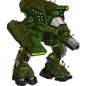 APK Game Mechas War Robots browser game for iOS