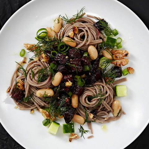 Polish Summer Soba Salad From 'Salad Samurai'