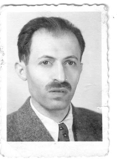 Menachem Begin asJonah Konigshoffer from Tel-Aviv