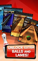 Screenshot of Bowling Friends
