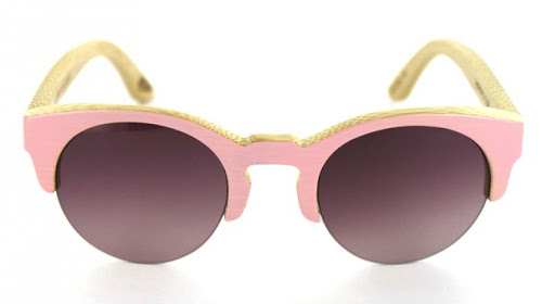 Wooden, women's sunglasses - Woodys Barcelona. Hiroto