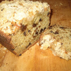 Moist Chocolate Chip Banana Bread