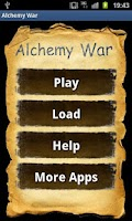 Screenshot of Alchemy War