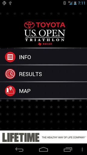 U.S. Open Triathlon