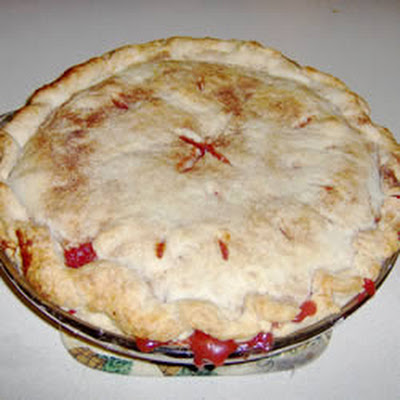 Dried Cherries and Apple Pie