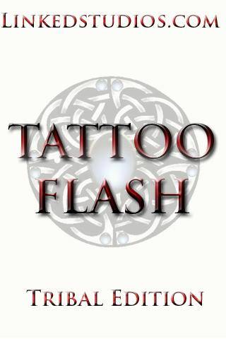 Tattoo Flash - Tribal Edition