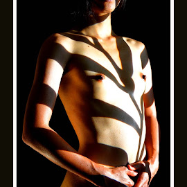Shadows 2 by Marc Steiner - Nudes & Boudoir Artistic Nude